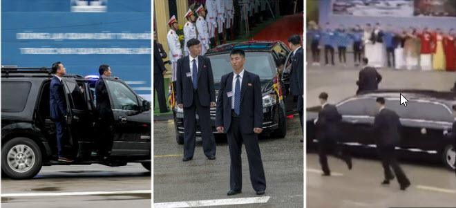 Spet so osvojili svetovni splet: zakaj so »možje v črnem« Kim Jong-una kot zvezdniki akcijskih filmov