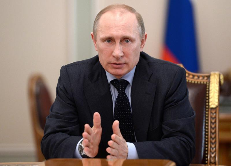 Putin in Mayjeva za srečanje za otoplitev odnosov