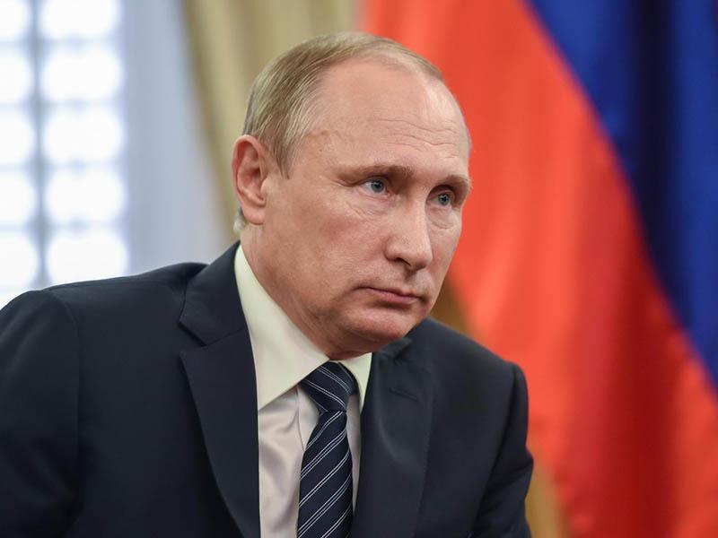 Putin v Moskvi gostil slovensko delegacijo