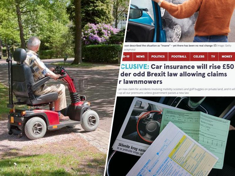 »Vnukovo pravilo«: Tožba slovenskega državljana dviguje avtomobilska zavarovanja in pritisk voznikom v Veliki Britaniji