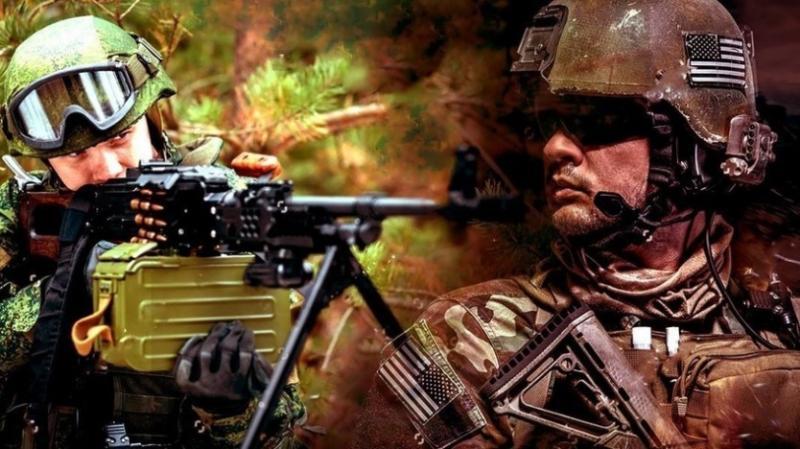 Kdo bi zmagal, če bi se danes spopadli ameriška in ruska vojska?