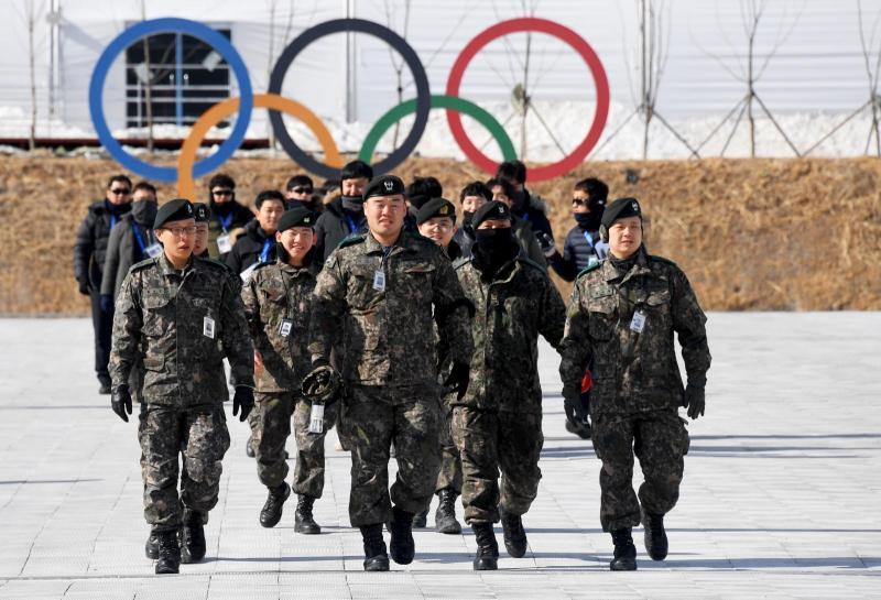 Južnokorejski študentje raje debeli, kot da bi šli v vojsko