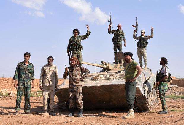 Na jugu Sirije dogovor o prekinitvi ognja
