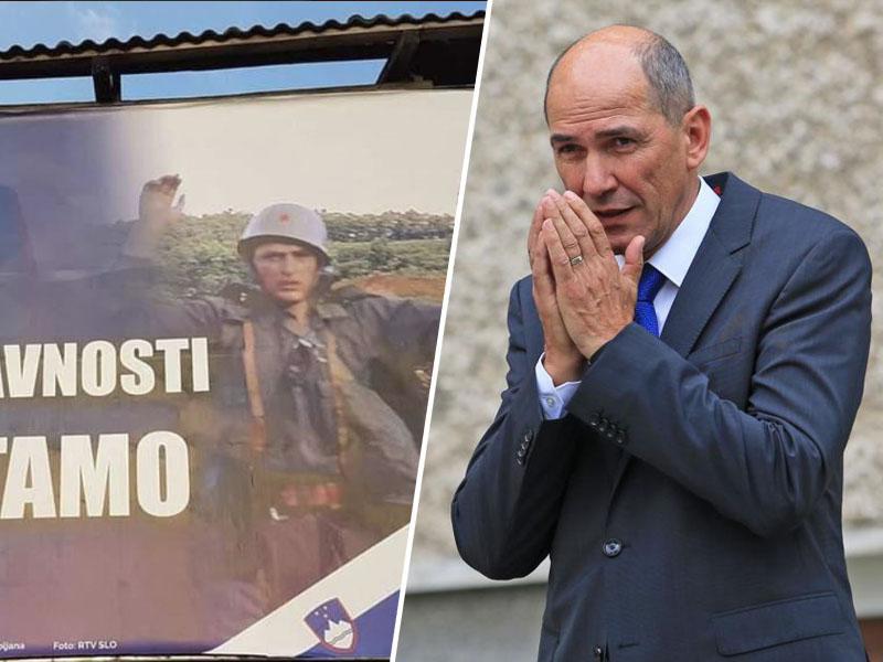 Pregl: »Da daš na plakat komaj polnoletne vojne ujetnike ... z namenom žaljenja, ni vredno resne države. Je hujskaštvo.«