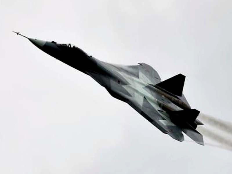 V Siriji je bil opažen nov lovec pete generacije Su-57