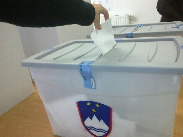 Za izvedbo volitev 5,1 milijona evrov
