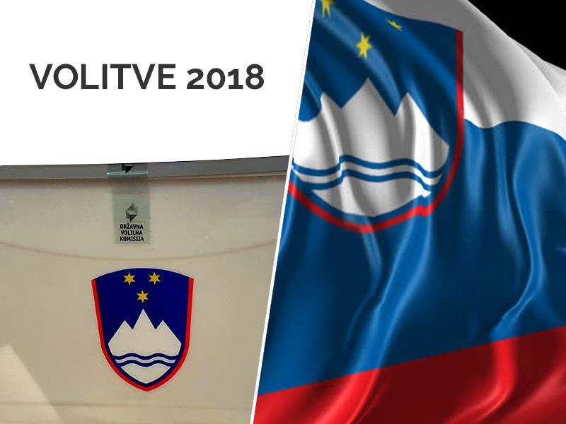 Volitve 2018: Proti vrhu se prebijajo nove politične stranke!
