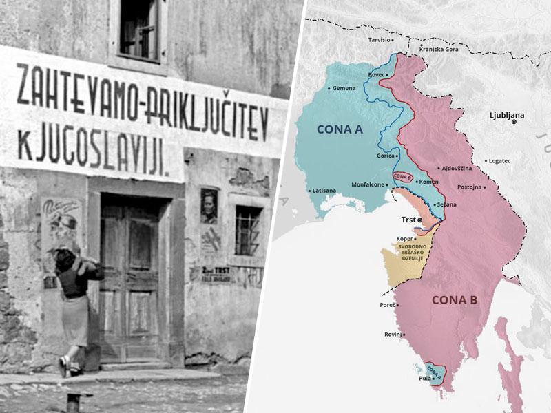 Priključitev Primorske domovini, še en praznik, s katerega so Janšo pregnali praporji z rdečimi zvezdami