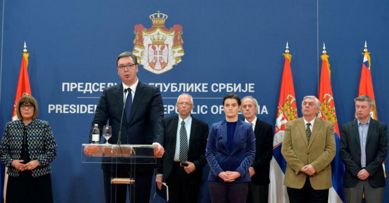 Ofenziva na virus: Srbija popolnoma spreminja strategijo boja, uvaja množična testiranja in izolacijo vseh obolelih