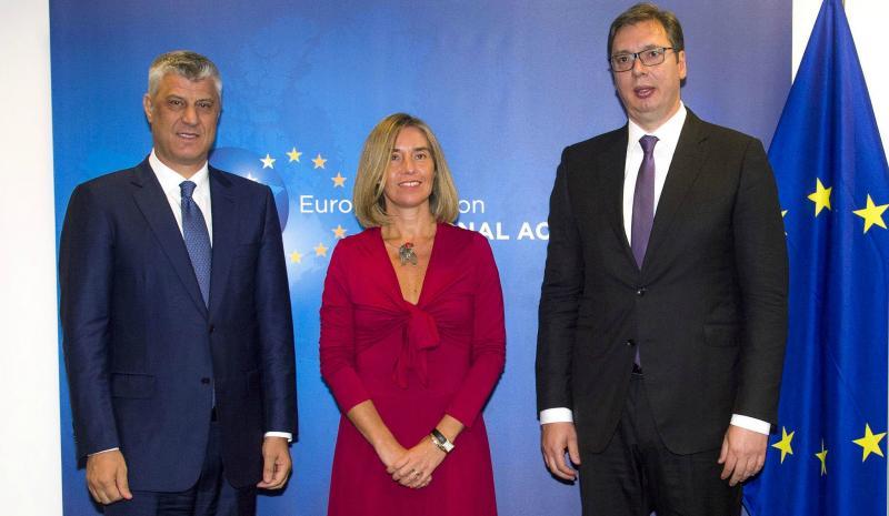 Evropski dplomati razpravljajo o spreminjanju meja v JV Evropi