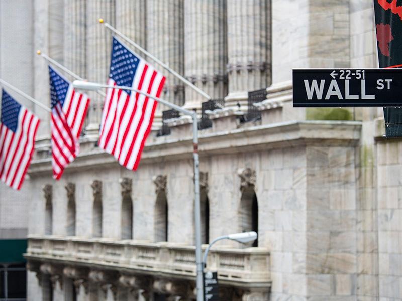 Božično darilo: Dow Jones pridobil rekordnih tisoč točk