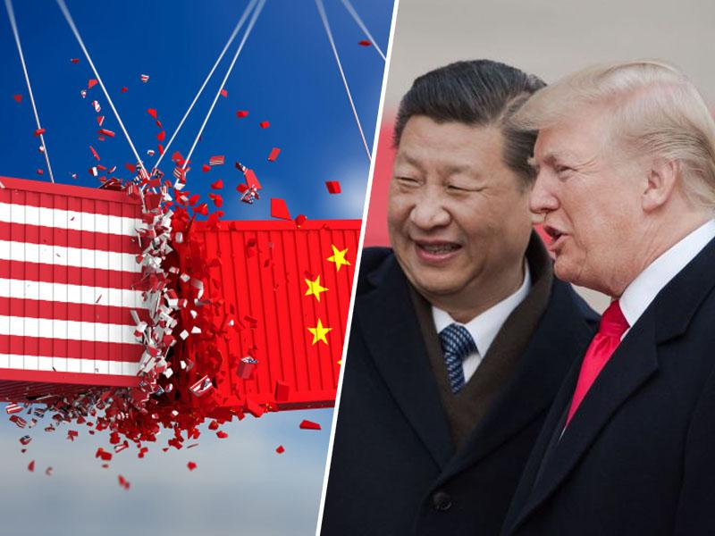 Preobrat v trgovinski vojni: Trump Kitajski kazal zobe, toda pozabil je, da