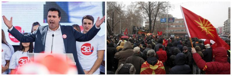Afera korupcija: nove obtožbe proti Zaevu iz Italije. Koliko je plačal, da bi postal premier Severne Makedonije?