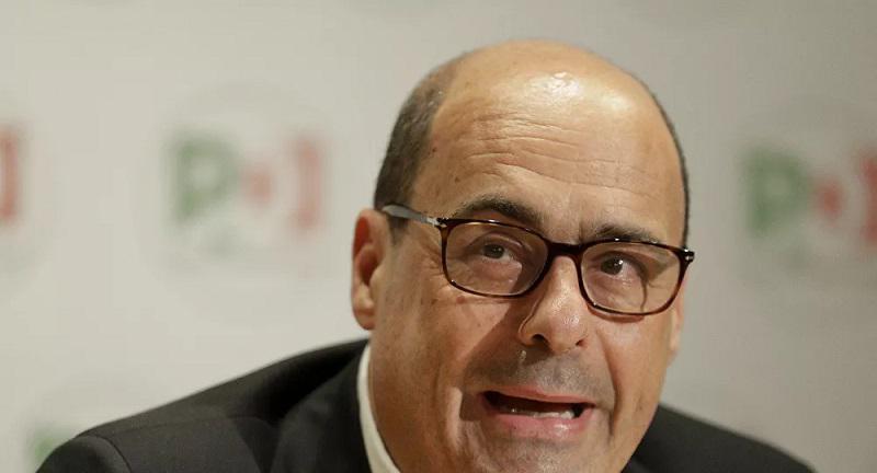 V Italiji pozitiven na koronavirus tudi voditelj vladne Demokratske stranke