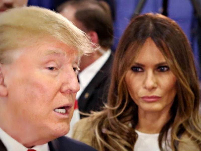 Trump obtožil voditelje baltskih držav za vojno v Jugoslaviji in razkril, da nima pojma, kje je bila rojena Melania