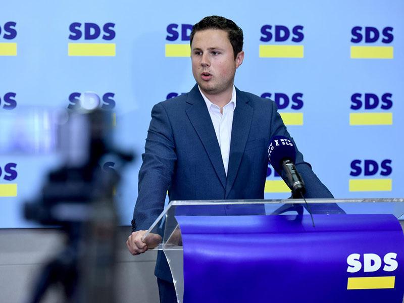 Žan Mahnič (SDM): »Vlada navkljub svojim obljubam ni sprejela ključnih reform«