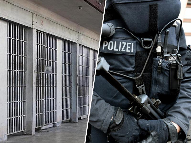 ESČP: Nemčija lahko zadrži morilca v zaporu po preteku kazni