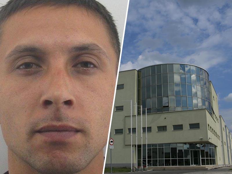 Srb, ki je zbežal iz koprskega zapora, se je oglasil osuplemu upravniku in mu razložil podrobnosti drznega načrta