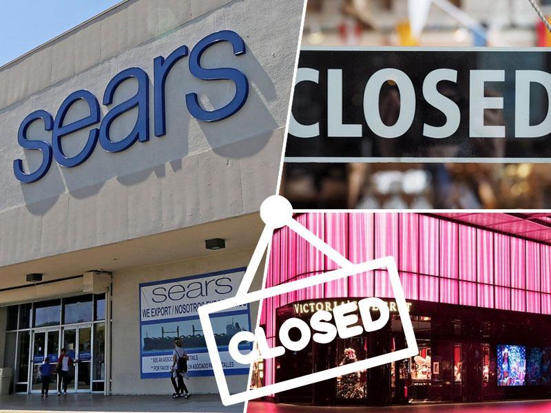 Finančna apokalipsa v ZDA, zapira se kar 5.600 trgovin