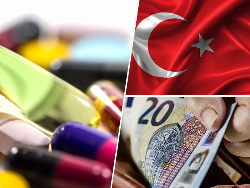 V Turčiji zaradi gospodarske krize primanjkuje zdravil