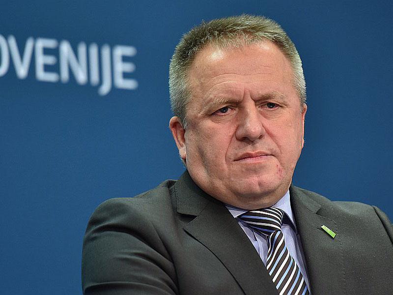Minister Počivalšek o ribah in novi vladi