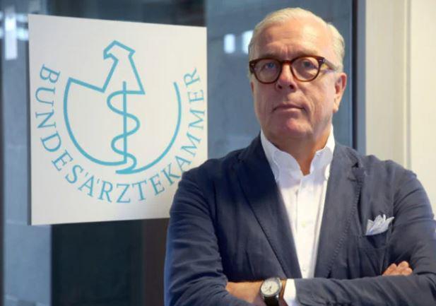 Predsednik nemških zdravnikov: »V prihodnje potrebujemo vedno več težav za necepljene!«