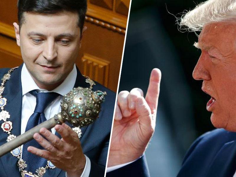 Ukrajinski predsednik: pritisk name lahko izvaja samo moj sin