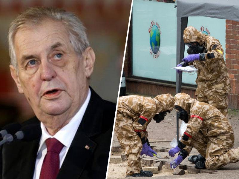 Neutemeljeni izgoni: »Ni dokazov o vpletenosti ruskih agentov v eksplozijo vojaškega skladišča«