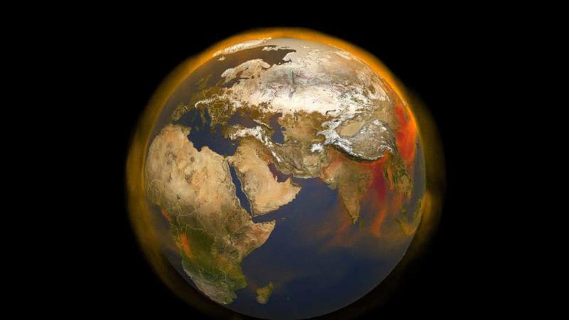 Klimatska kriza premaknila - os vrtenja Zemlje