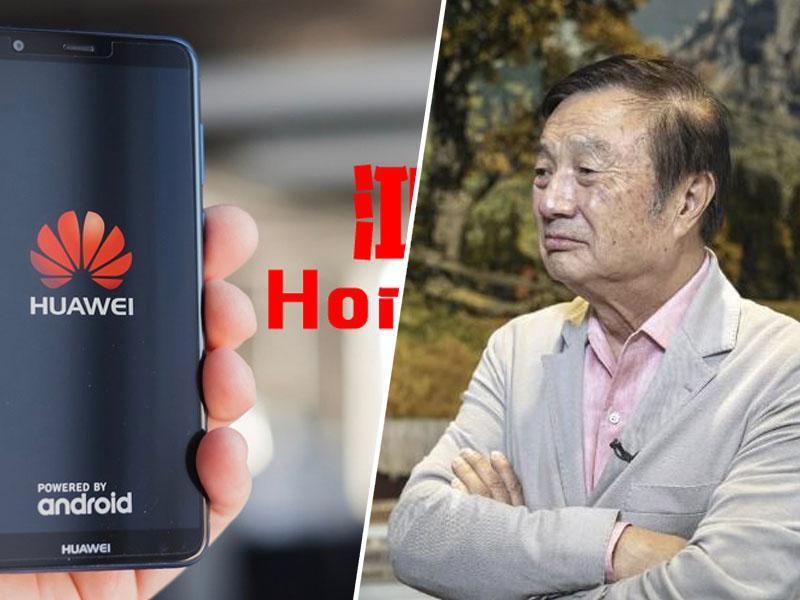 Ustanovitelj Huaweia: »Prvi bom protestiral zaradi protiukrepov, Trumpov klic pa bom ignoriral«