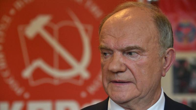 Predsednik Centralnega komiteja Komunistične partije Rusije: »Jezus Kristus je bil prvi komunist na svetu!«