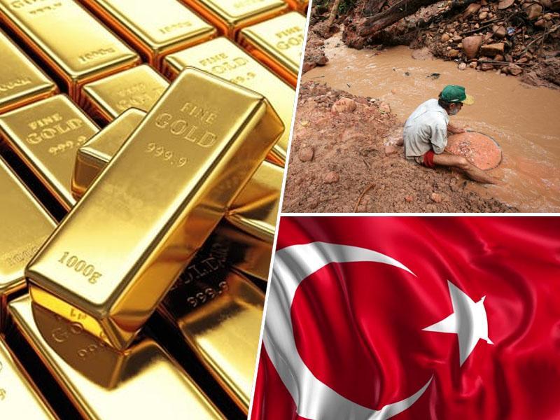 Zaradi razpada naftne industrije  v Venezueli narašča iskanje zlata