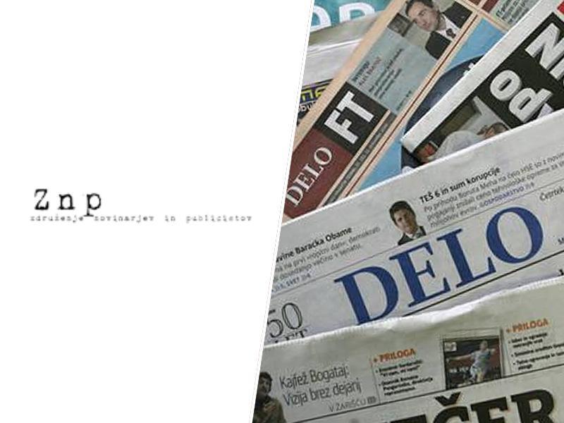 ZNP: »Že na prvi pogled je šlo za zlorabo državnega denarja za dviganje prodaje določenega medija«