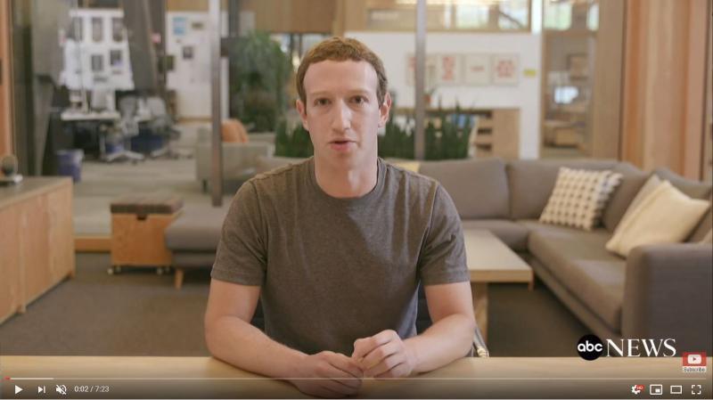 Ponarejen posnetek ustanovitelja Facebooka Marka Zuckerberga kaže na zloveščo moč izdelovanja lažnih novic