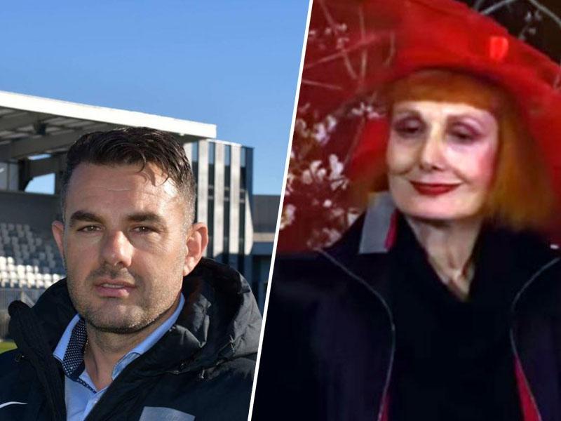 Psihopatsko: Direktor slovenskega kluba, bi Josipo Lisac zaradi »žaljivega« petja hrvaške himne rad spravil v zapor
