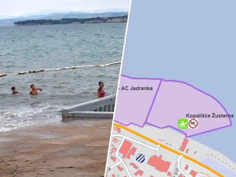 Kopališča v Sloveniji: Arso bo na pobudo Insajderja.com dopolnil podatke na interaktivnem zemljevidu