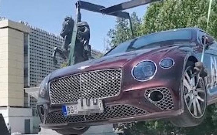 Bentley  Vir:FB