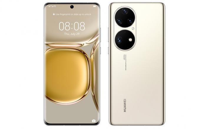 Huawei P50 Pro Vir: Huawei