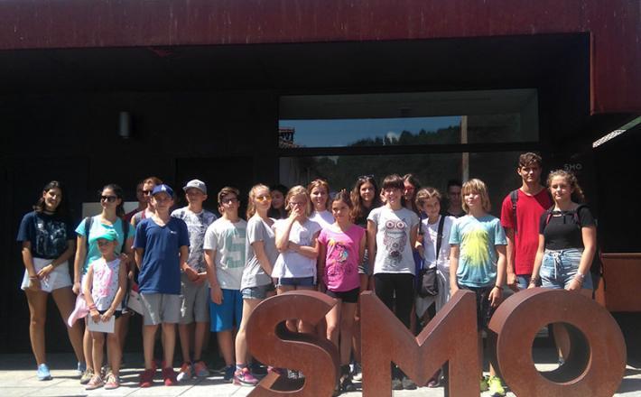 22 tabor slovenskih otrok po svetu