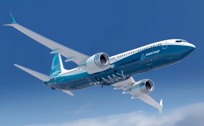 Boeing 737 M8 MAX