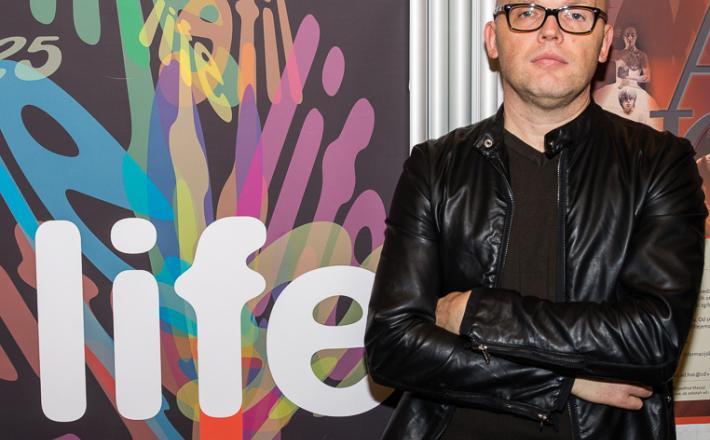 Simon Popek, vodja festiva Liffe