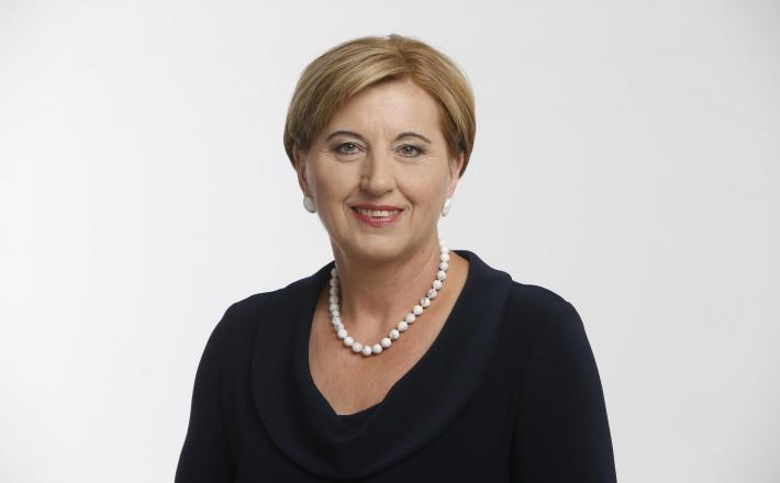 Ljudmila Novak. Foto: osebni arhiv