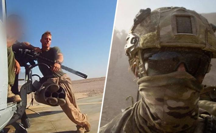 Afganistan - marinec Josh in avstralski vojak