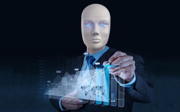 AI - umetna inteligenca nadzoruje