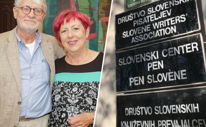 Aksinja Kermauner in Ivo Svetina