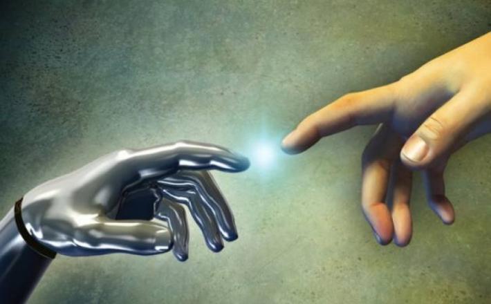Robot-človek