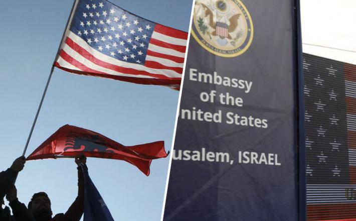 Kosovo - veleposlaništvo v Jeruzalemu, ponudba
