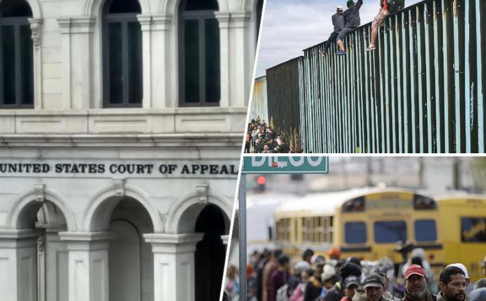Ameriško sodišče, migranti