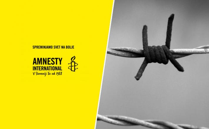 Amnesty International 30 let, Slovenija