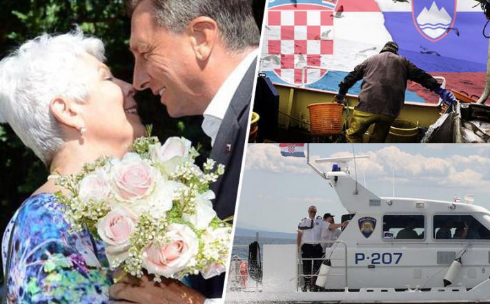 Sladkobesednost Boruta Pahorja ni prinesla rešitve spora